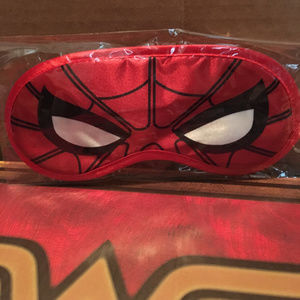 Marvel Other - Spiderman Sleeping/Traveling Eye Mask from Marvel